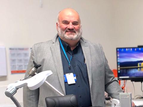 Professor David Barton